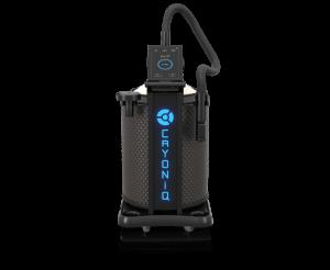 CRYO LC Black localized cryo device